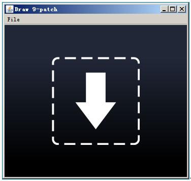 "andriod平台""点九"" .9.png设计介绍 三联网 设计理论"