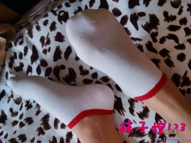 女孩白袜棉袜