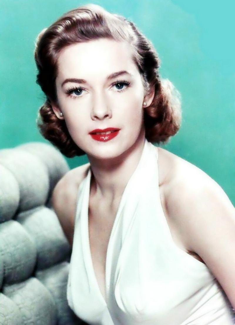 希区柯克女郎―美国好莱坞50年代美女明星维拉・