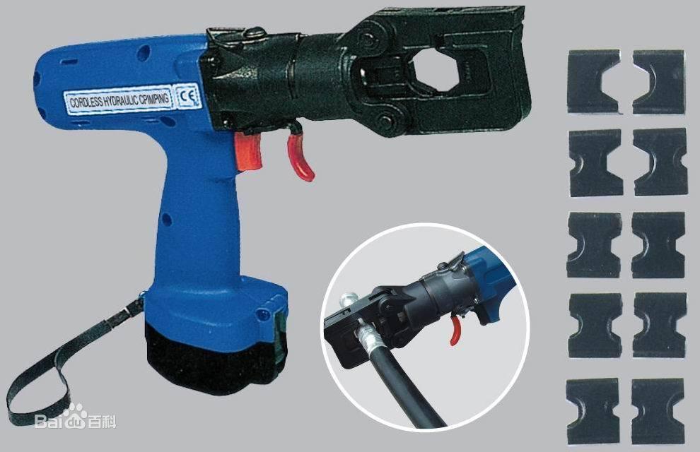 3/3充电式电动液压钳模具和原理信息图片尺寸990x640 来自图片