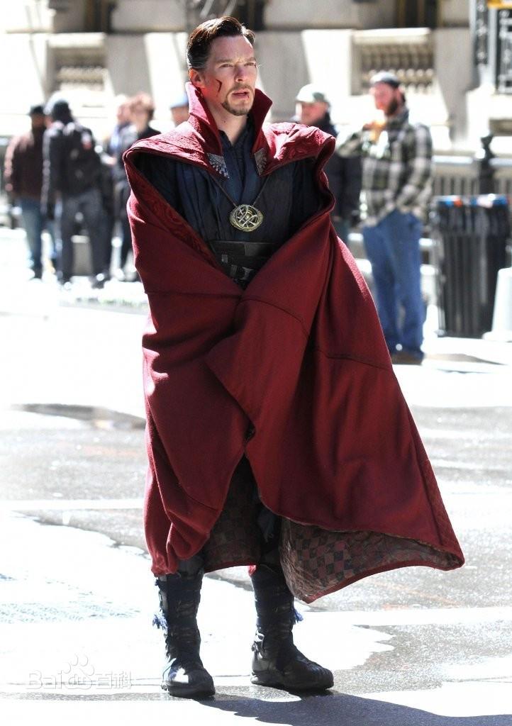 奇异博士图片_百... Benedict Cumberbatch
