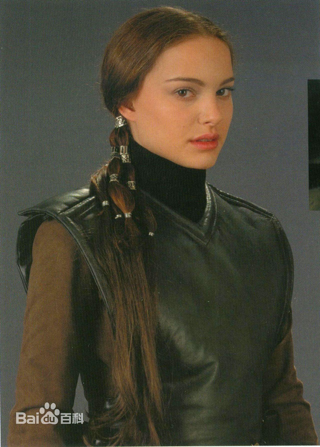 星球大战2:克隆人的进攻图片_百度百科 Natalie Portman