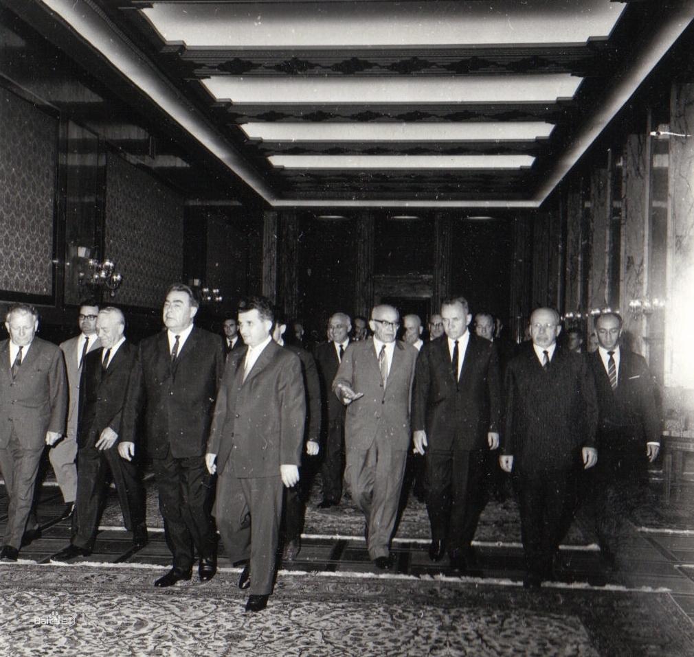 1966年华约组织布加勒斯特峰会