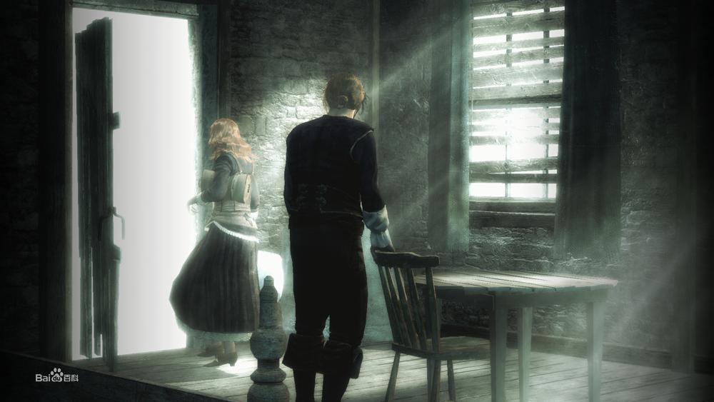 卡洛琳选择离开爱德华