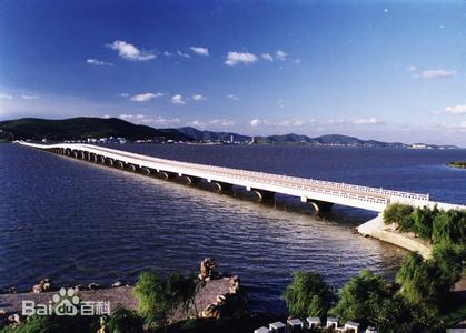 (原创)苏州西山游之一——过太湖大桥 - 老牛 - 水乡一季.老牛(2)欢迎您!
