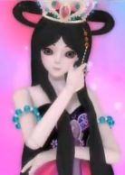 叶罗丽仙子,被女王变成娃娃后