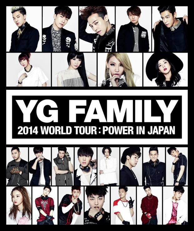 2014 yg家族 北京 上海 演唱会 10排 高清图片