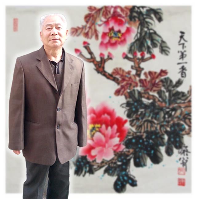 张拯民,字静秋,1942年生,河南省镇平县人,是我国当代著名的书画家图片