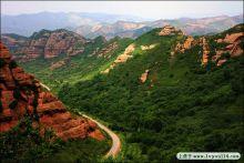 火石寨国家地质公园