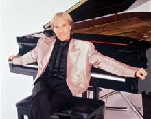 钢琴家理查德·克莱德曼