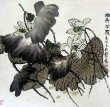 刘墨海作品欣赏
