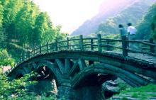 药王山美景