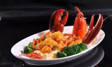 波士顿特产:大龙虾