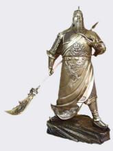 解州关公铜像