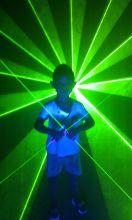 激光效果团