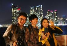 朝鲜大学留学生体验韩国传统文化