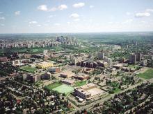 UA overlook