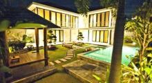 Bali White Villa别墅酒店