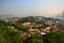 中国最美城区