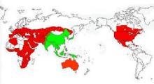 西尼罗河病毒蔓延