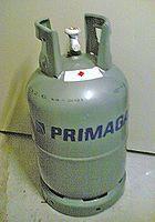 零售液化石油气罐