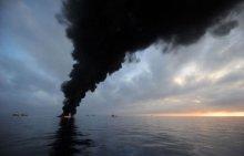 海洋油污图片集萃