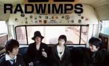 RADWIMPS的集体照和宣传照