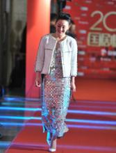 2014国剧盛典红地毯   周迅  压轴