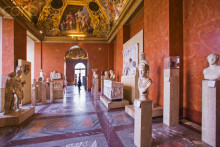 古罗马艺术馆
