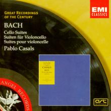 巴赫大提琴无伴奏组曲
