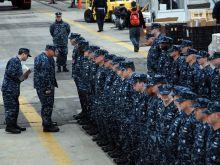 海军工作服