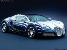布加迪威龙Grand Sport LOr Blanc