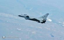 巴基斯坦空军涂装的歼-10CG