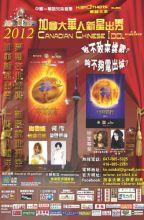 中国偶像海报