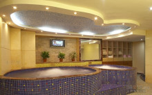 深圳百合酒店室内外环境图片