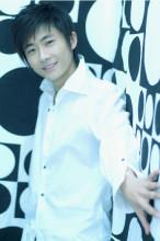 张子洲 白衬衣写真