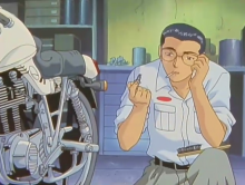 GTO动画截图