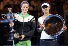 李娜2011年澳大利亚网球公开赛亚军