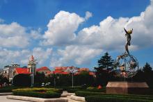 威海皇冠花园生活区