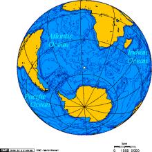 布韦岛地理位置