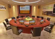 圆桌视频会议系统