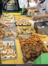 天津食品街特色小吃照片