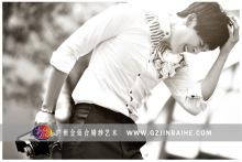 广州金百合婚纱摄影工作室样片欣赏
