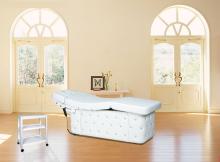 各种不同风格的电动美容床
