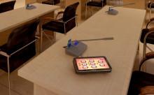 桌面會議系統效果圖