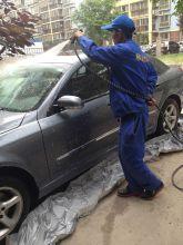 洗车标准流程