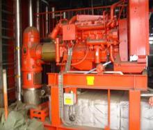 消防泵系统