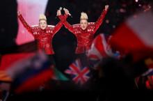 Jedward Eurovision 2011