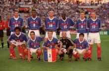 1998年法国世界杯参加决赛的法国队阵容