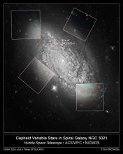 哈勃空间望远相片组